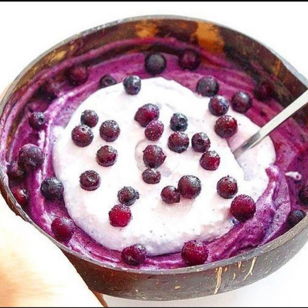 Creme glacée vegan